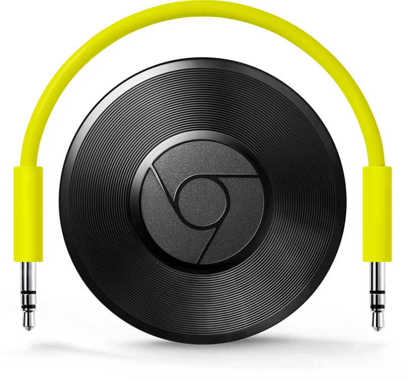 Device Lab от Google: Chromecast 2.0 и Chromecast Audio - 2