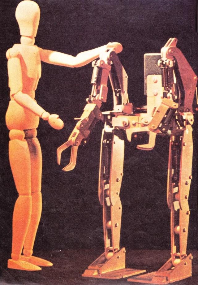 G.E. Hardiman — первый в мире экзоскелет из 60-х годов прошлого века - 11