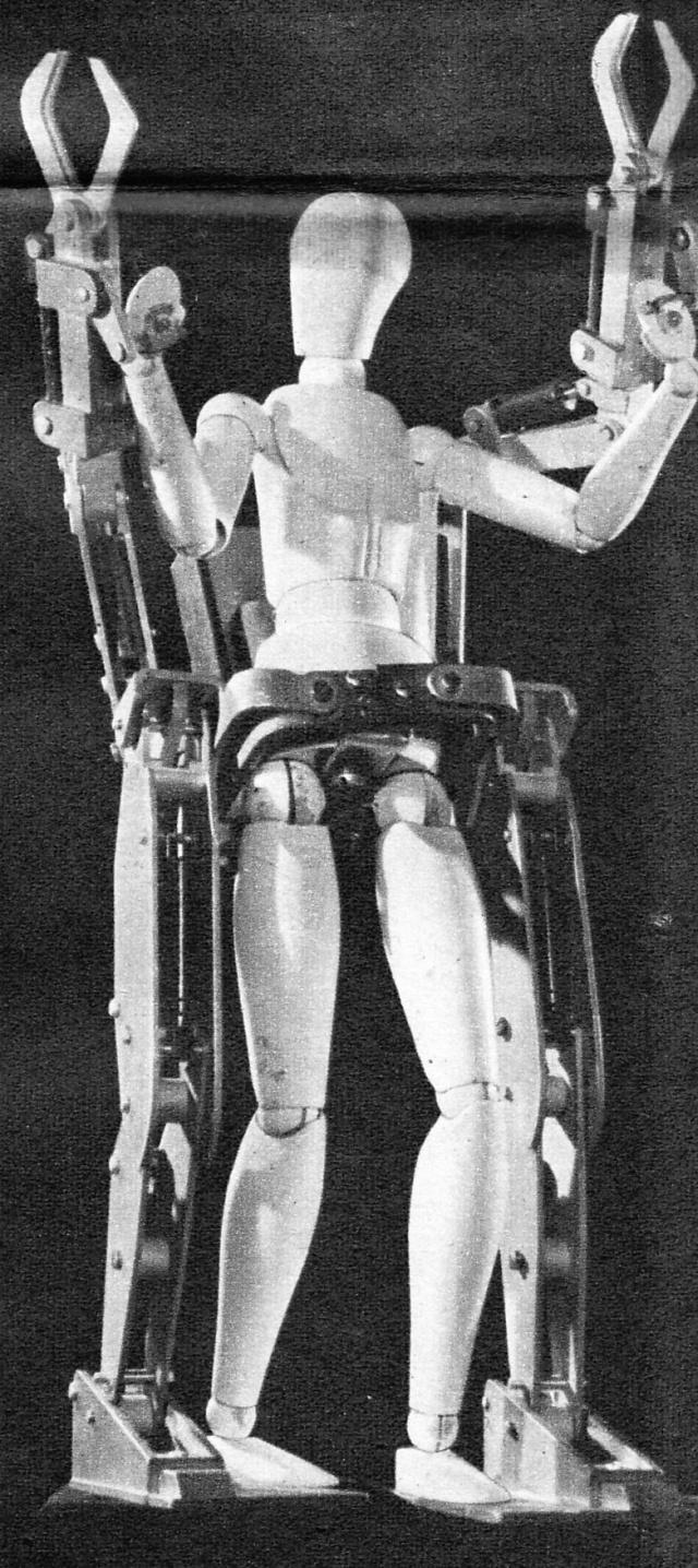G.E. Hardiman — первый в мире экзоскелет из 60-х годов прошлого века - 12