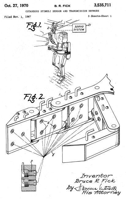 G.E. Hardiman — первый в мире экзоскелет из 60-х годов прошлого века - 8