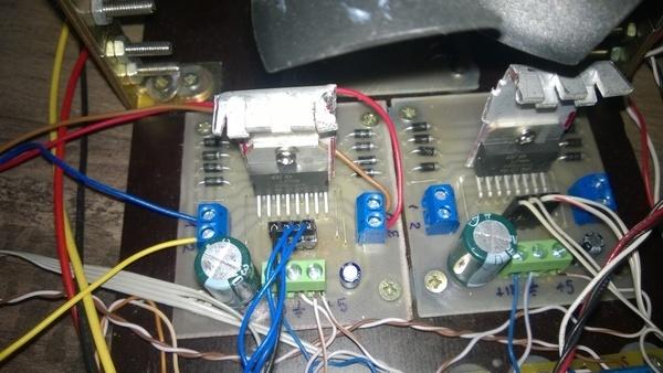 Делаем трехосевой фрезерный станок с число-программным управлением - 19