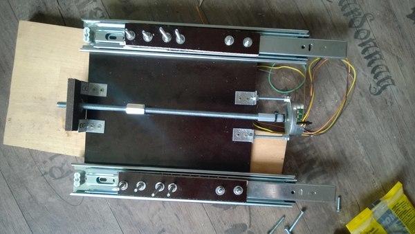 Делаем трехосевой фрезерный станок с число-программным управлением - 22