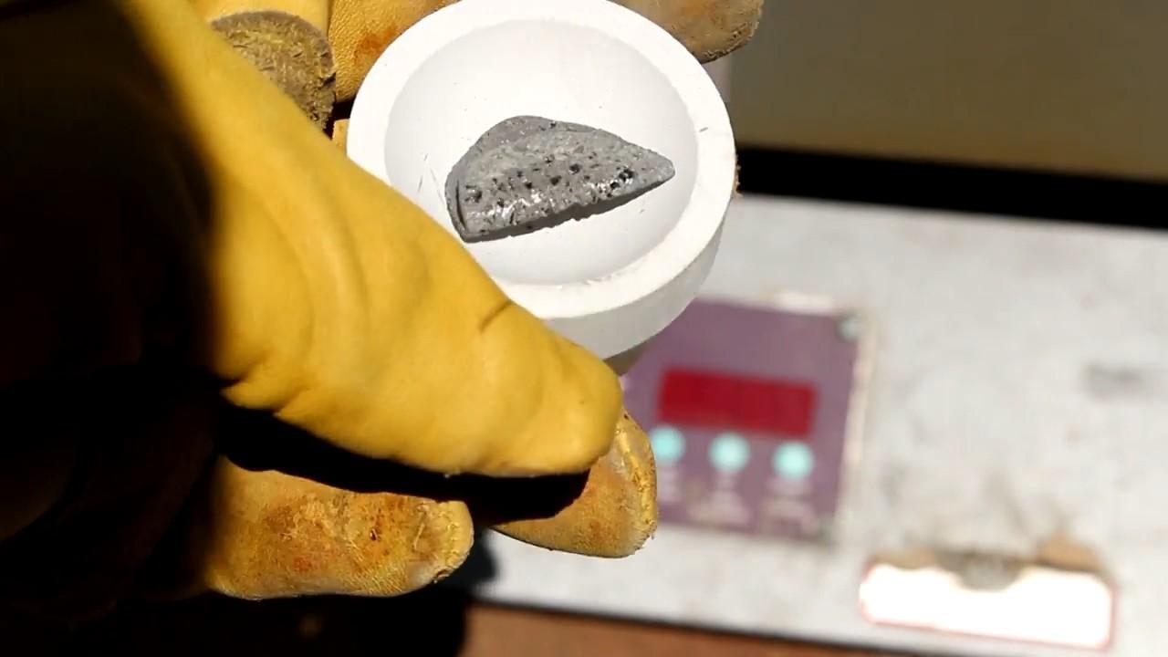 Добываем платину из дорожной пыли - 9