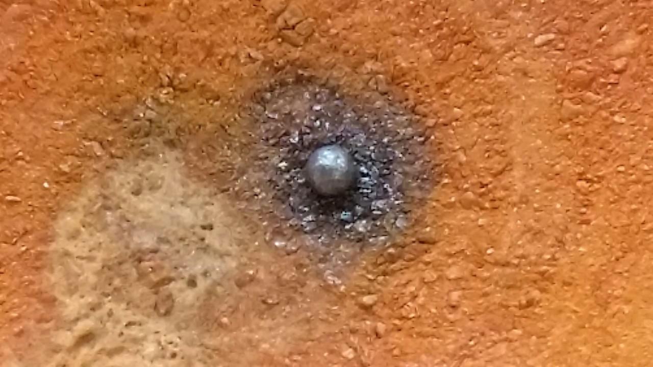 Добываем платину из дорожной пыли - 1