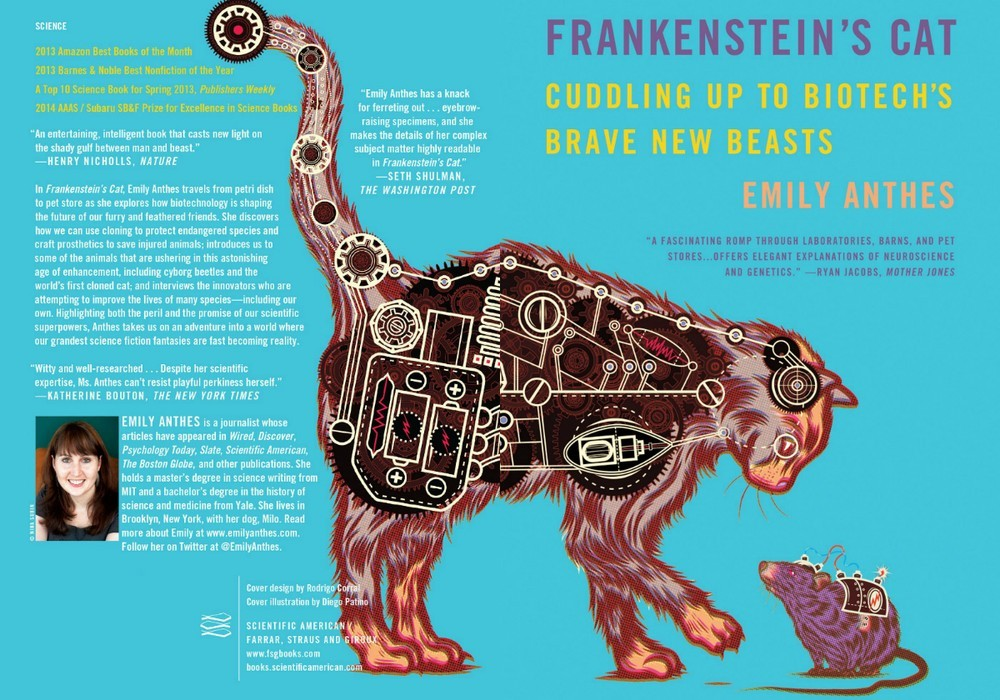 Животные будущего: как электроника изменит мир домашних питомцев? - 2