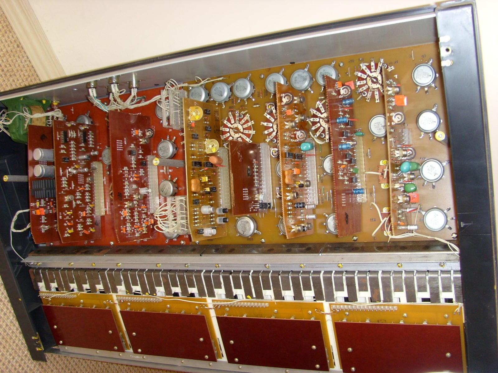 На советском синтезаторе закодировали «число зверя» для саундтрека DOOM - 3