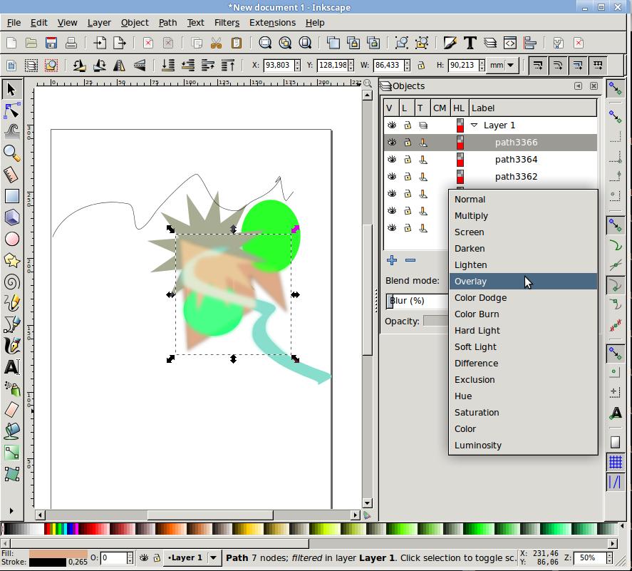 Рисуйте, рисуйте, рисуйте: скоро выйдет Inkscape 0.92 - 2