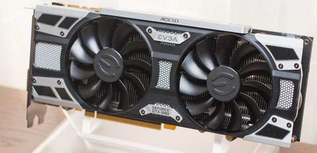 Видеокарты EVGA GeForce GTX 1080 FTW, GTX 1080 Classified и GTX 1080 Hybrid выделяются системами охлаждения