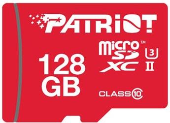 В продаже карты памяти EP PRO-II SDXC и microSDXC должны появиться в августе