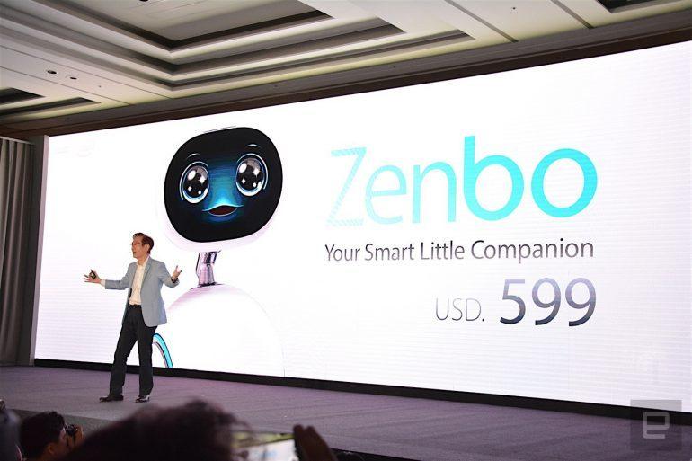 Zenbo — дружелюбный домашний робот - 2