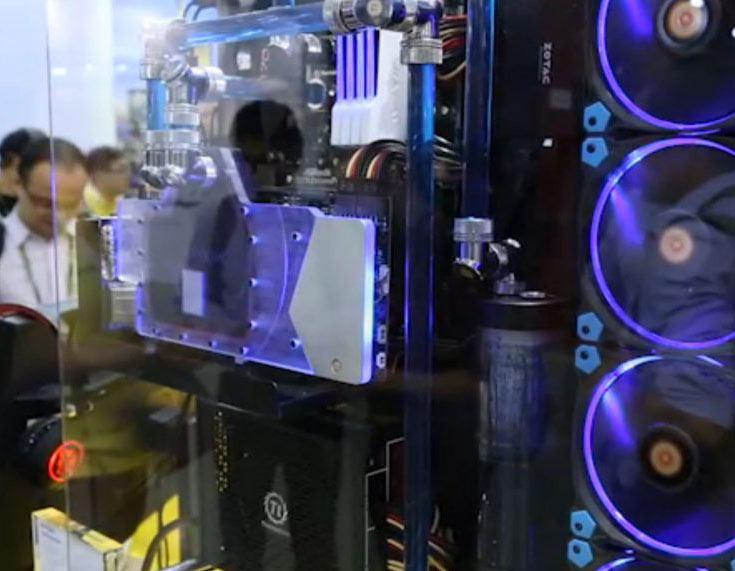 Информации о том, когда 3D-карта Zotac GeForce GTX 1080 ArticStorm появится в продаже, пока нет