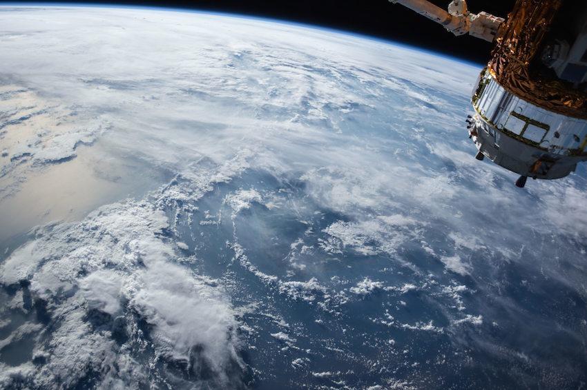 Космическая сеть ЦОД - 2