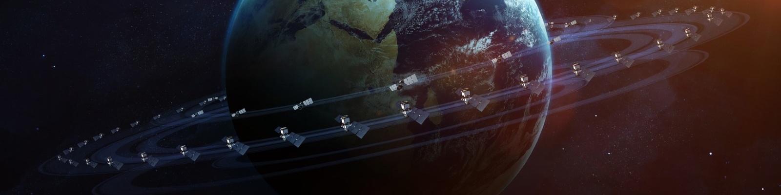 Космическая сеть ЦОД - 1
