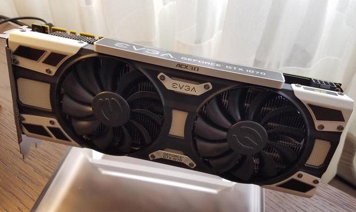 Выпуск Nvidia GeForce GTX 1070 намечен на 10 июня