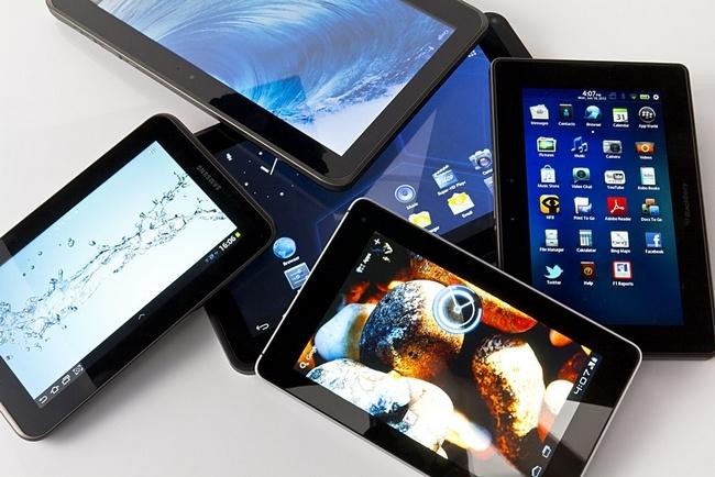 Снижение спроса на планшеты вынуждает поставщиков комплектующих переключаться на другие рынки