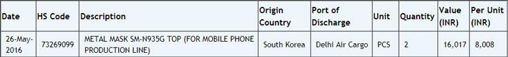 Следующий смартфон Samsung семейства Galaxy Note будет называться Galaxy Note 7