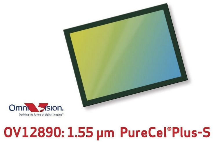 OmniVision представила датчик изображения OV12890