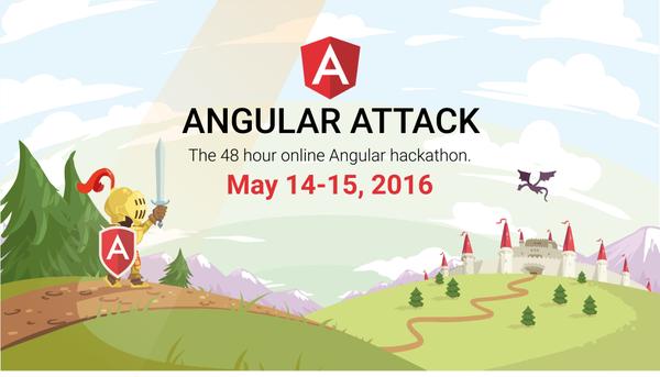 Angular Attack: мой опыт участия в хакатоне - 1