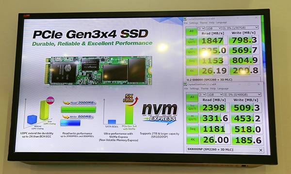SSD Adata SX8000NP
