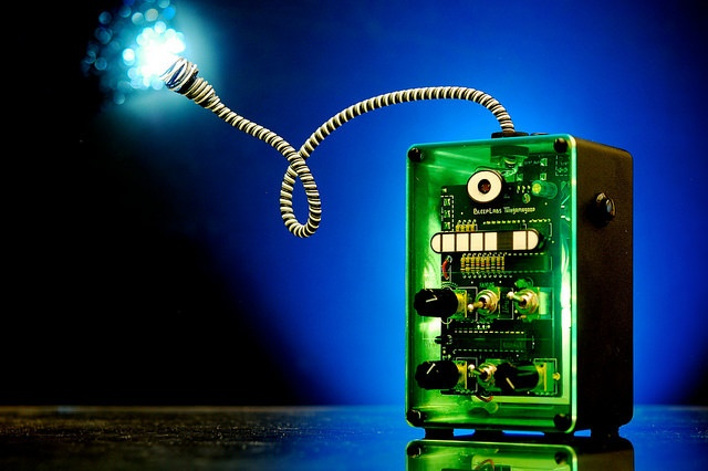 Электронная музыка вживую: Как преподносят свои выступления музыканты-электронщики - 1