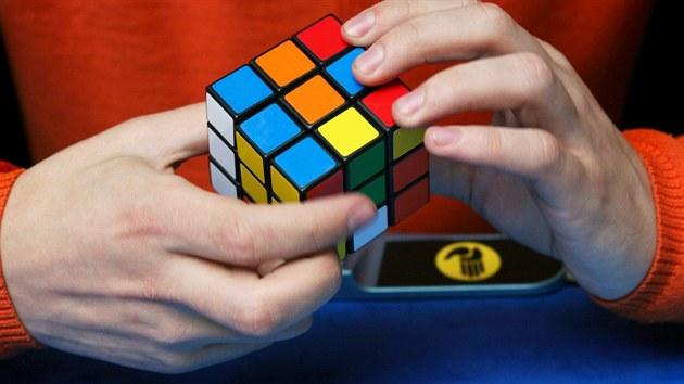 Как сложить кубик Рубика новичку по алгоритму бога? Дополненная реальность приходит на помощь - 1