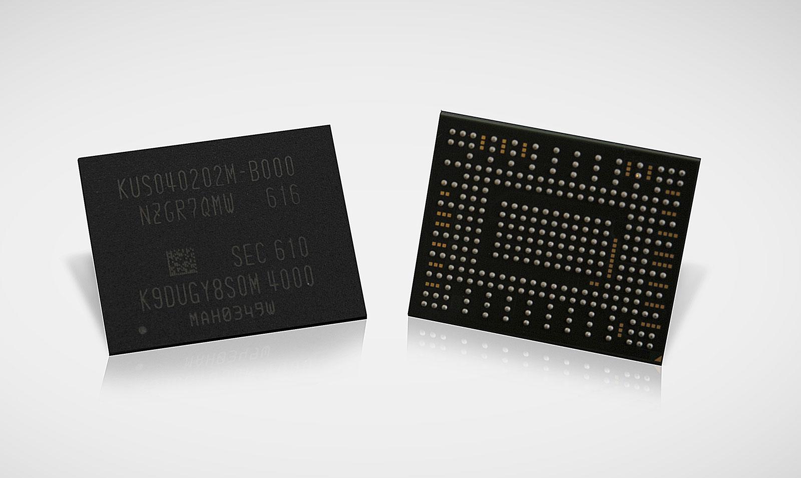Новые SSD от Samsung емкостью в 512 ГБ по размеру не превышают почтовую марку - 1