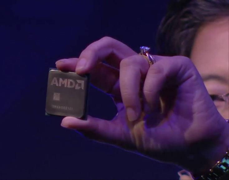 Партнеры AMD начнут получать процессоры AMD Summit Ridge на микроархитектуре Zen в следующем квартале