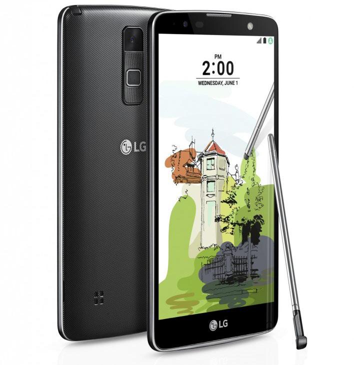 На Тайване смартфон LG Stylus 2 Plus уже можно купить примерно за $340