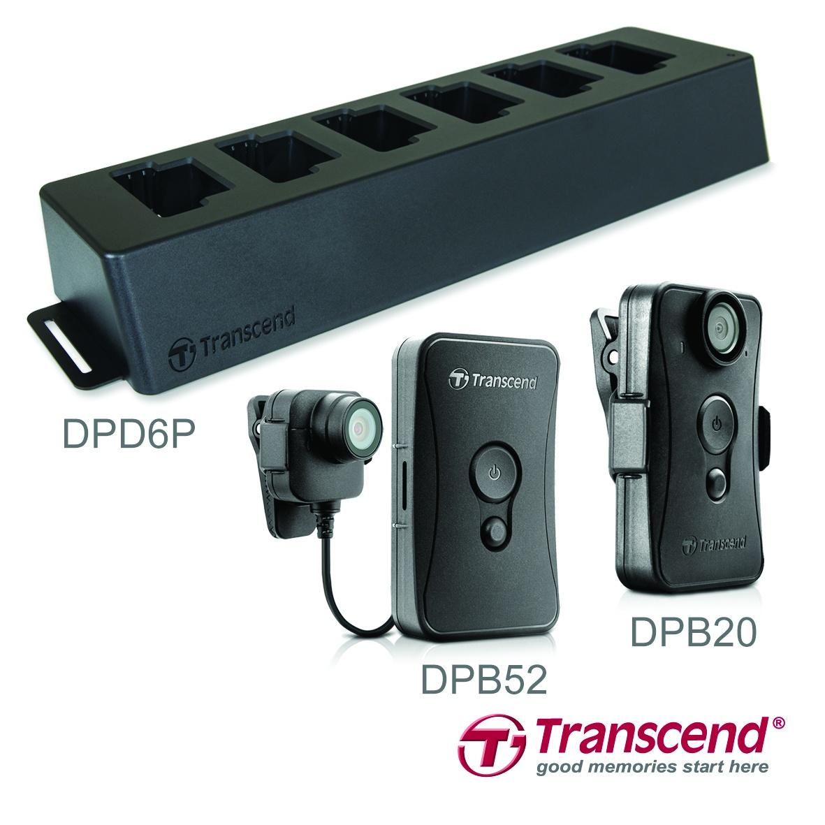 Представлены нагрудные камеры Transcend DrivePro Body 20 и DrivePro Body 52 Body