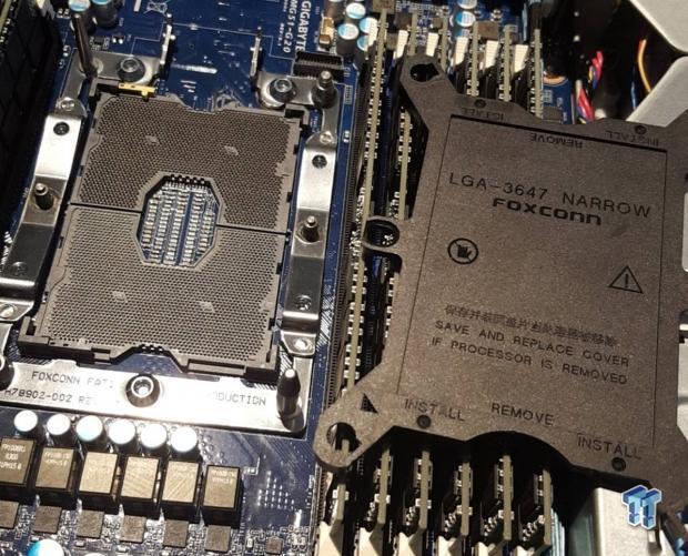 Появление системных плат с новым процессорным разъемом ожидается в 2017 году