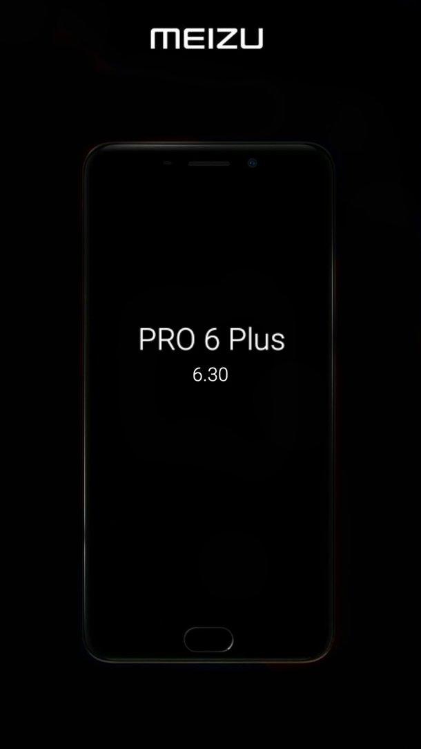 Смартфон Meizu Pro 6 Plus представят 30 июня