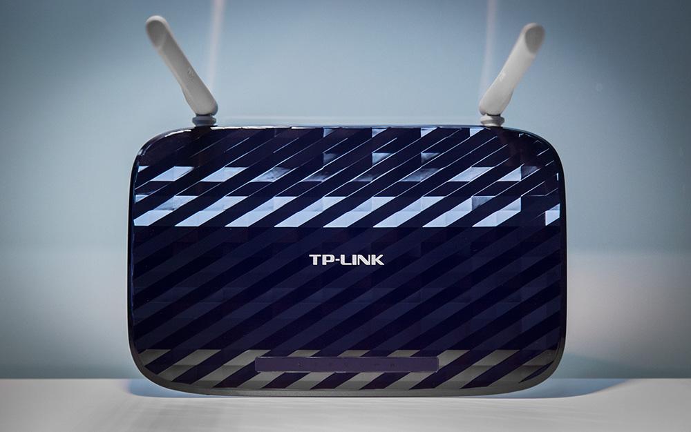 Знакомство с роутером TP-LINK Archer C20 - 1