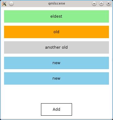 Model-View в QML. Часть четвертая: C++-модели - 3