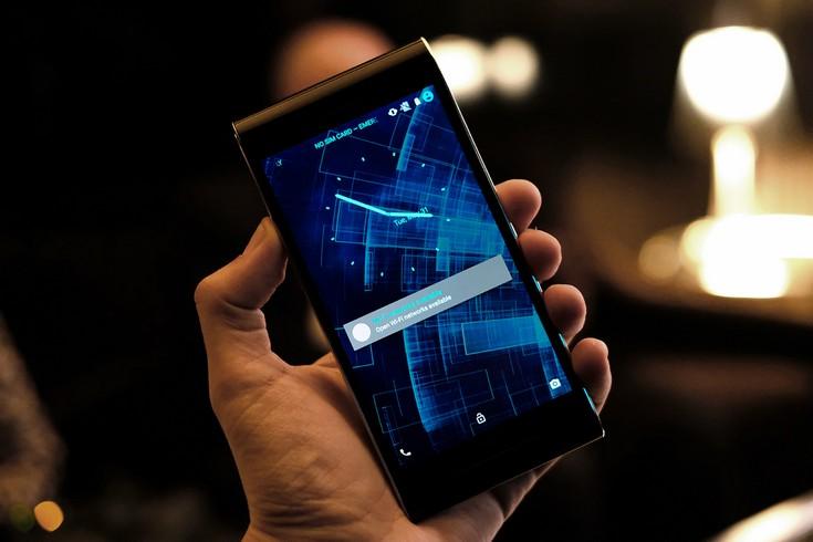 Смартфон Sirin Labs Solarin обойдётся дороже многих бюджетных авто