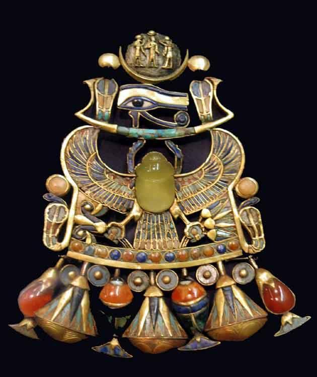 Как связаны фараоны Египта и метеориты? - 2