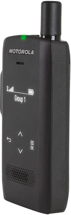 Рация Motorola Solutions ST7000 имеет степень защиты IP54