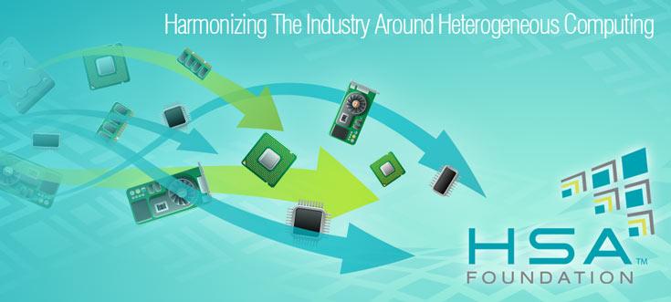 В настоящее время платформа HSA объединяет более 40 производителей и 17 университетов