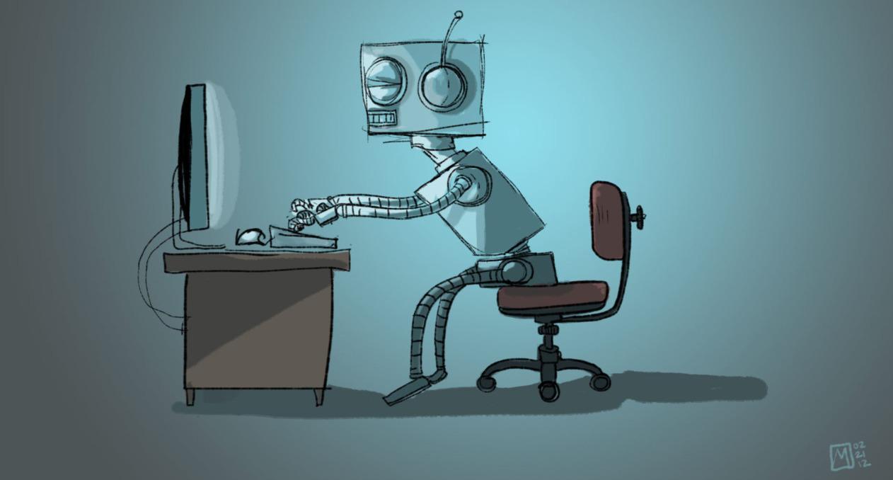 Размышления на тему оценки коммитов и роботов-программистов - 1
