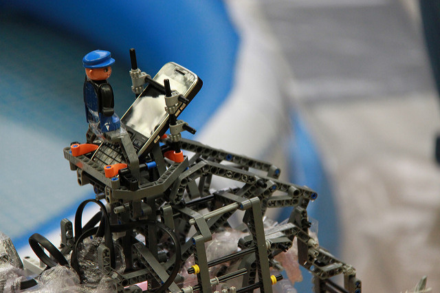 Роботы и робототехника: Дайджест Университета ИТМО - 1