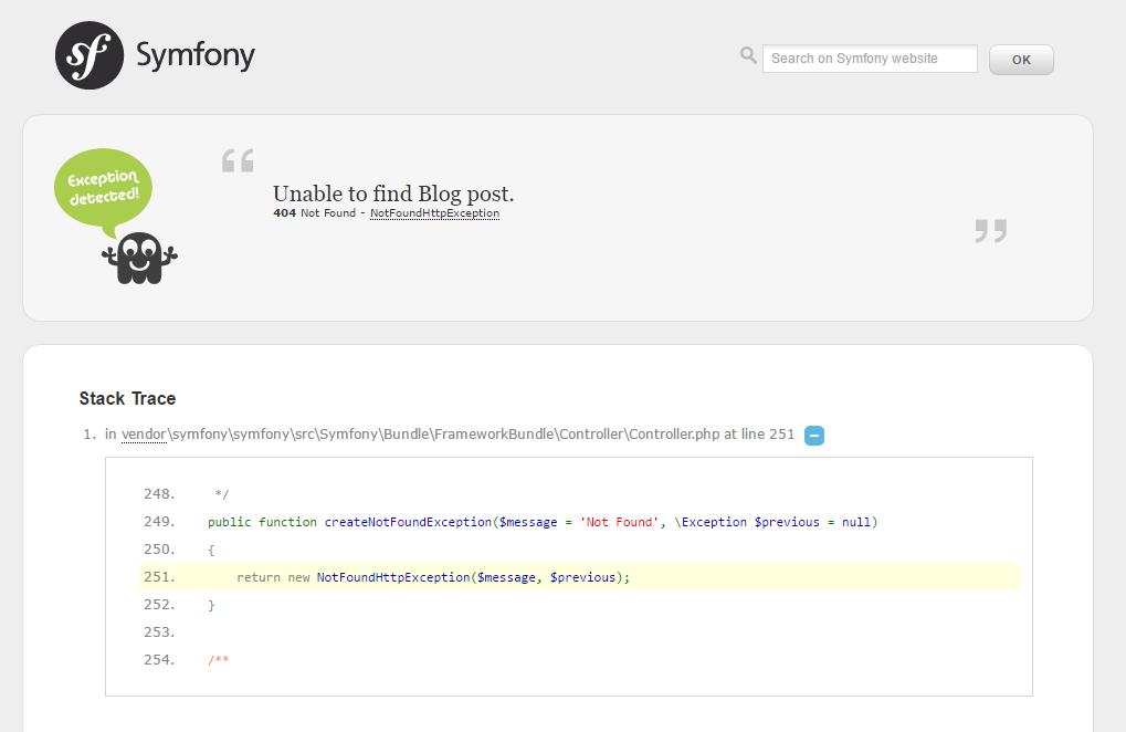 Создание блога на Symfony 2.8 lts [ Часть 3 ] - 2