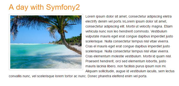 Создание блога на Symfony 2.8 lts [ Часть 3 ] - 3