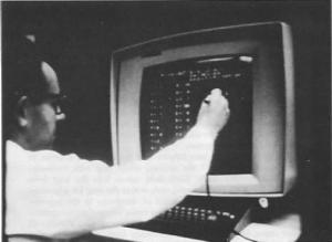 Джон Уитни как пионер компьютерной графики и IBM 2250 как инструмент создания компьютерных видеоэффектов - 3