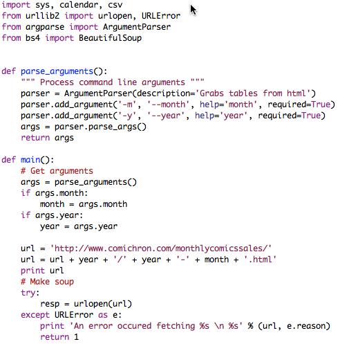 Как использовать Python для «выпаса» ваших неструктурированных данных - 4