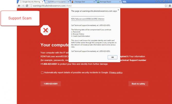 Нежелательное ПО DNS Unlocker использует метод DNS hijack для обмана пользователей - 3
