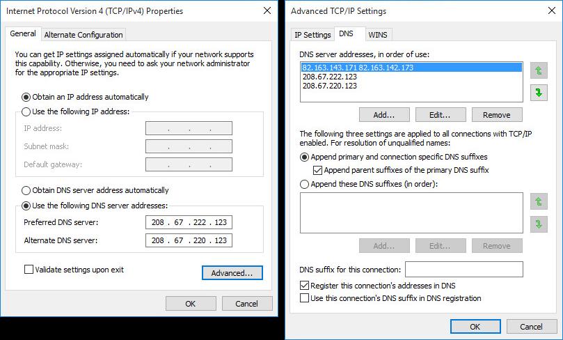 Нежелательное ПО DNS Unlocker использует метод DNS hijack для обмана пользователей - 6