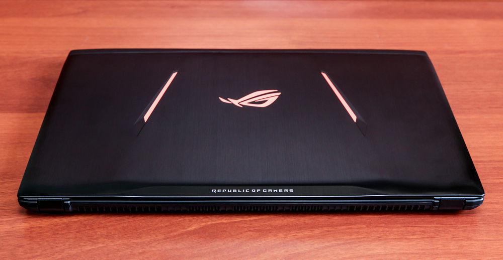 Обзор игрового ноутбука ASUS GL502VT - 11