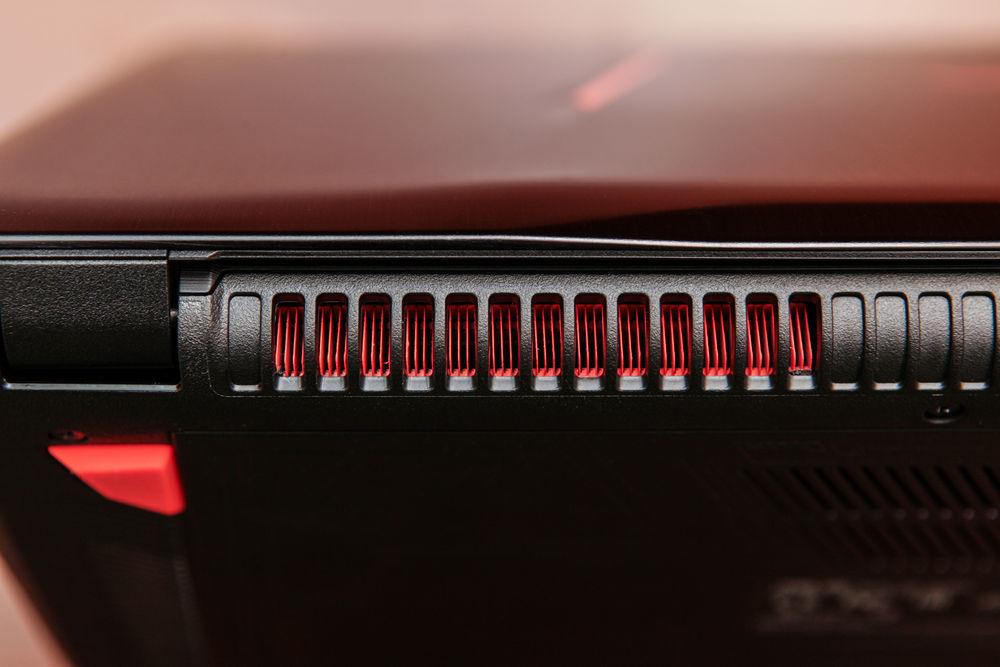 Обзор игрового ноутбука ASUS GL502VT - 18