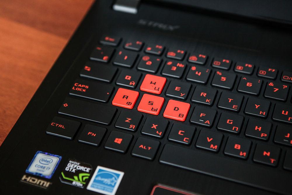 Обзор игрового ноутбука ASUS GL502VT - 24