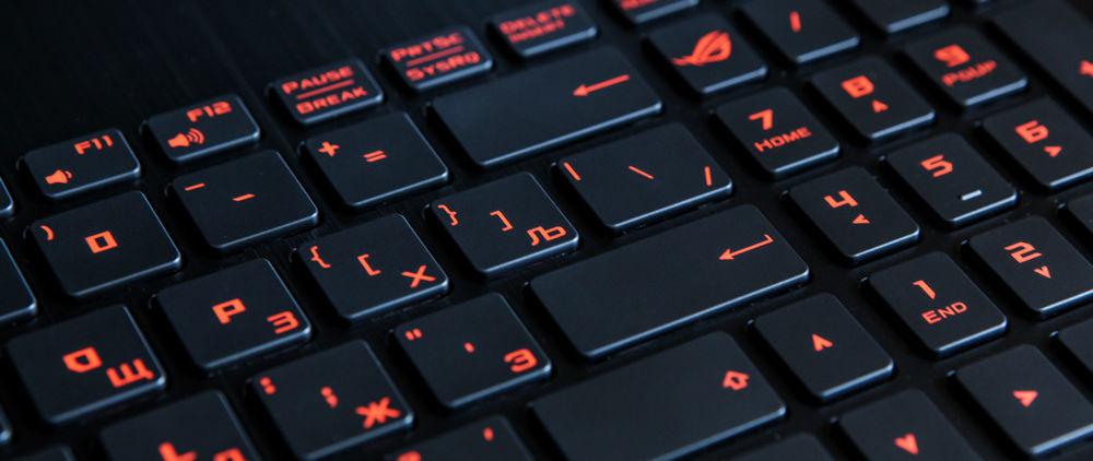 Обзор игрового ноутбука ASUS GL502VT - 27
