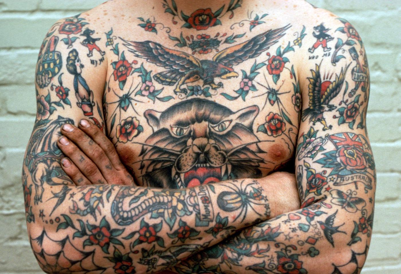 Я узнаю тебя по… татуировке - 2